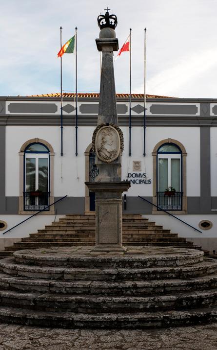 Obelisco alusivo à Batalha de Ourique