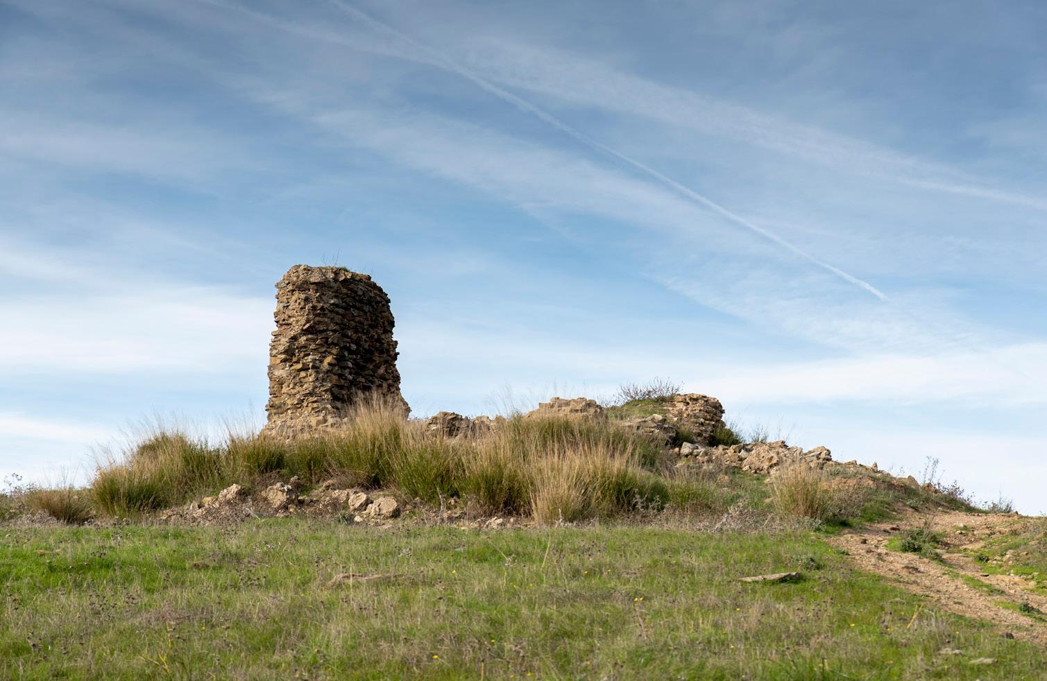 Antigo Castelo de Messejana