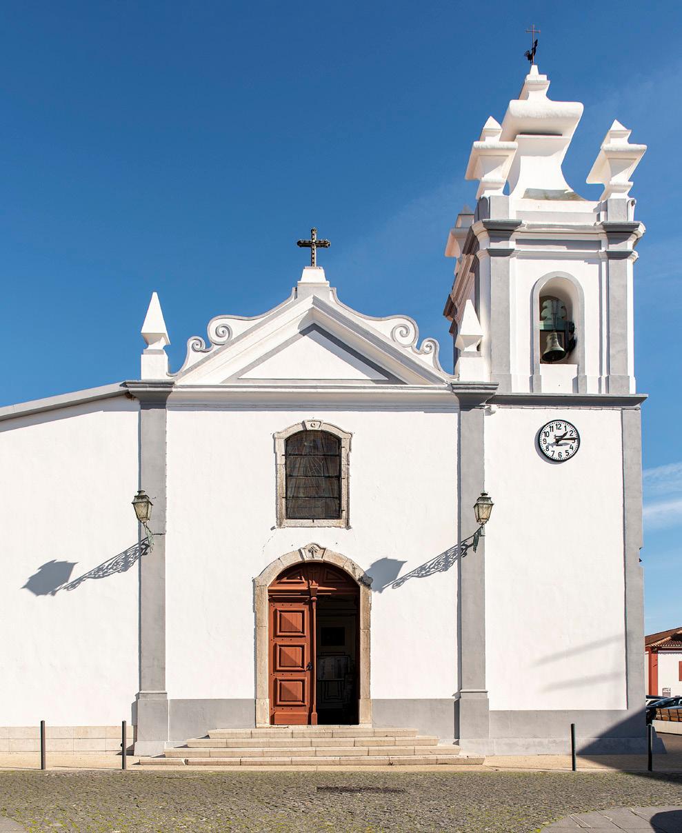 Igreja de Santa Margarida da Serra