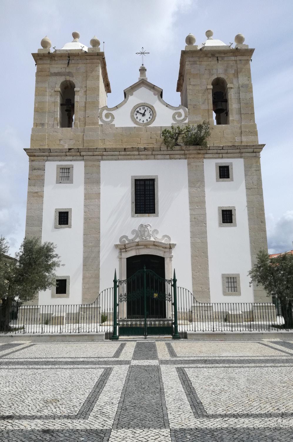 Igreja Matriz de Samora Correia