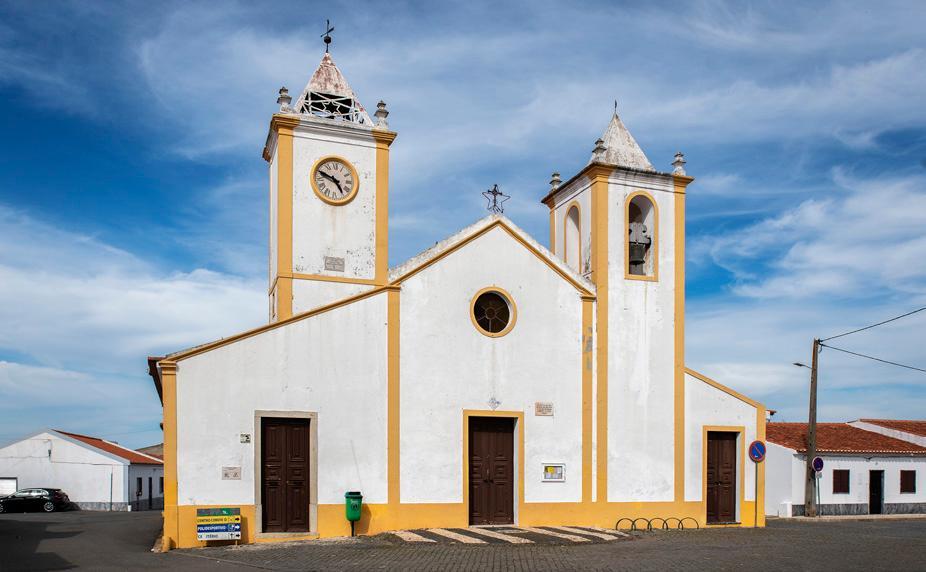 Igreja Matriz de Cabeça Gorda
