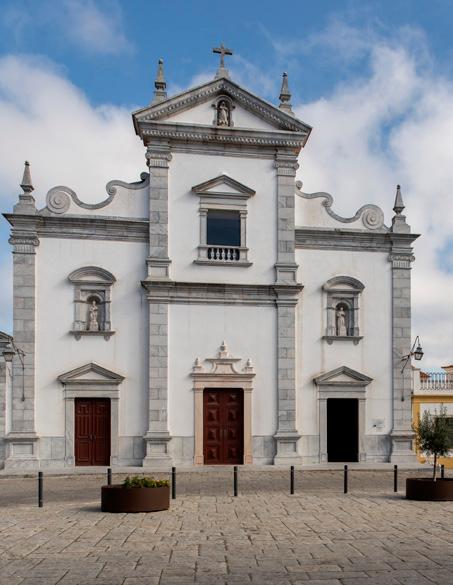 Igreja de Santiago/Sé Catedral de Beja