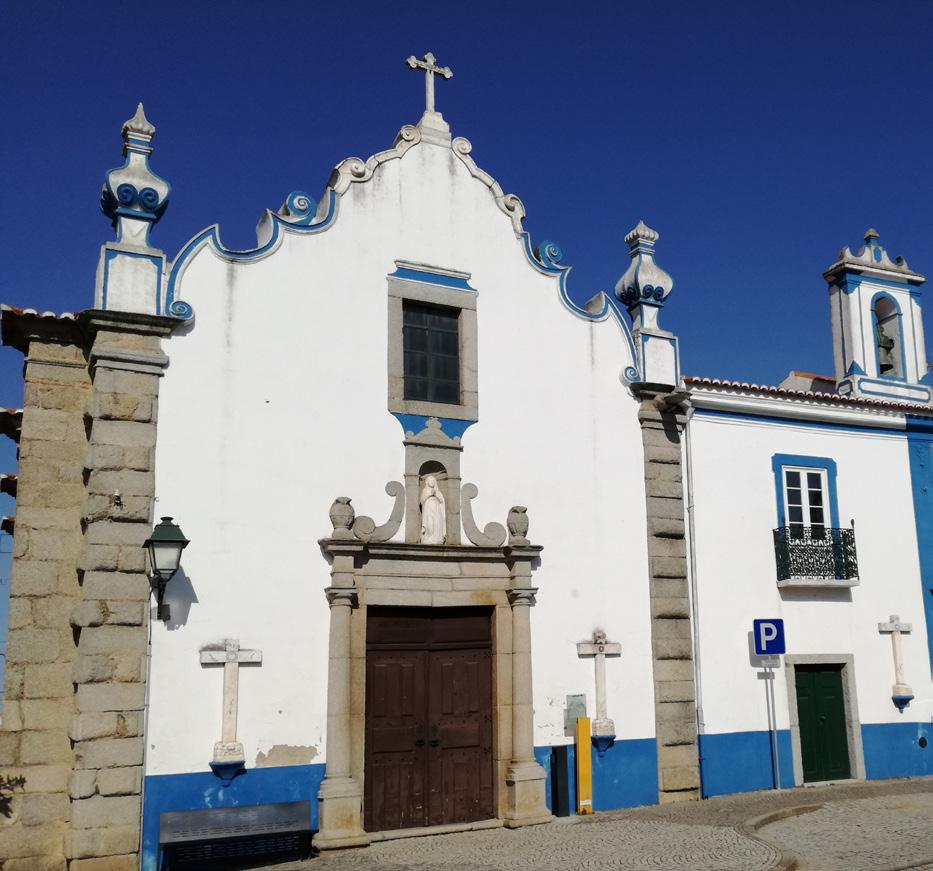 Igreja e Hospital da Misericórdia