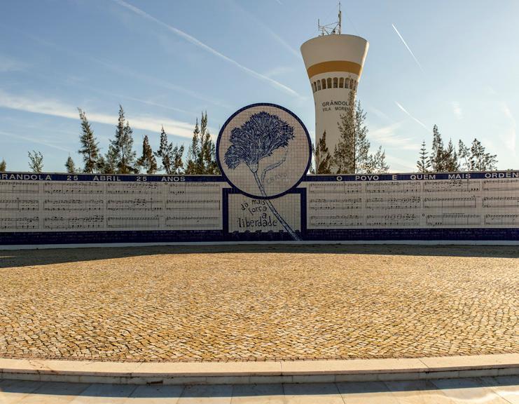Memorial ao 25 de Abril